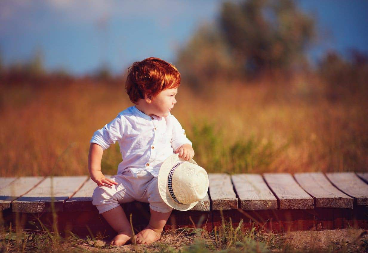 25 Adorable Irish Names for Boys That Aren't Popular