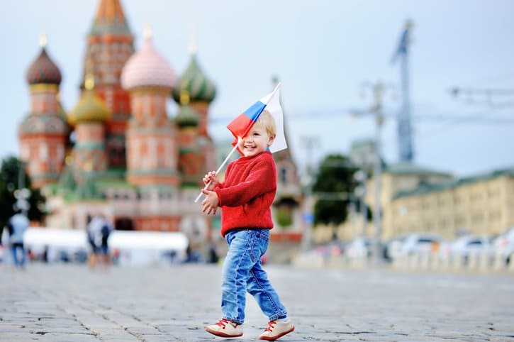The Cutest Russian Baby Names You'll Want to Steal
