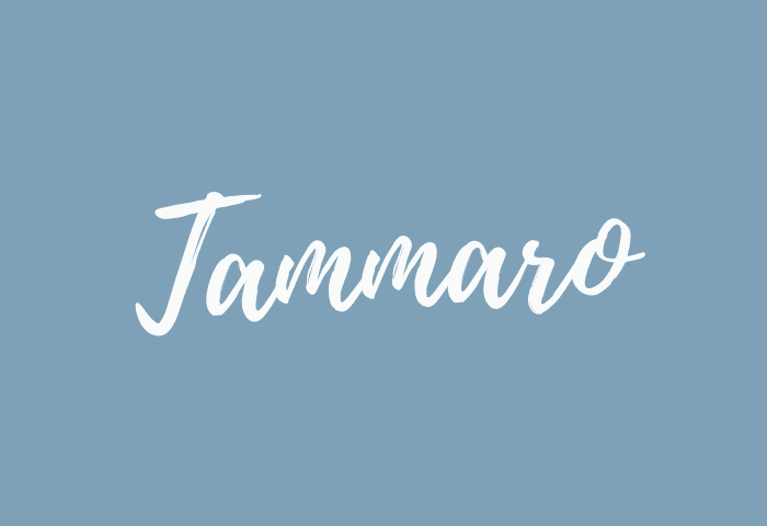 Tammaro name meaning