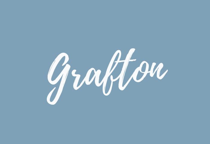 Grafton name meaning
