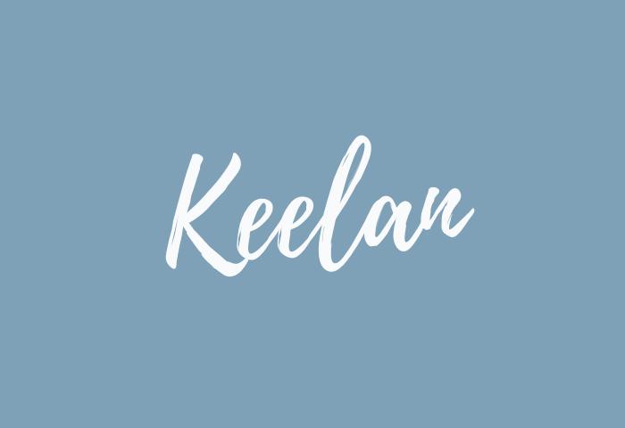 keelan name meaning