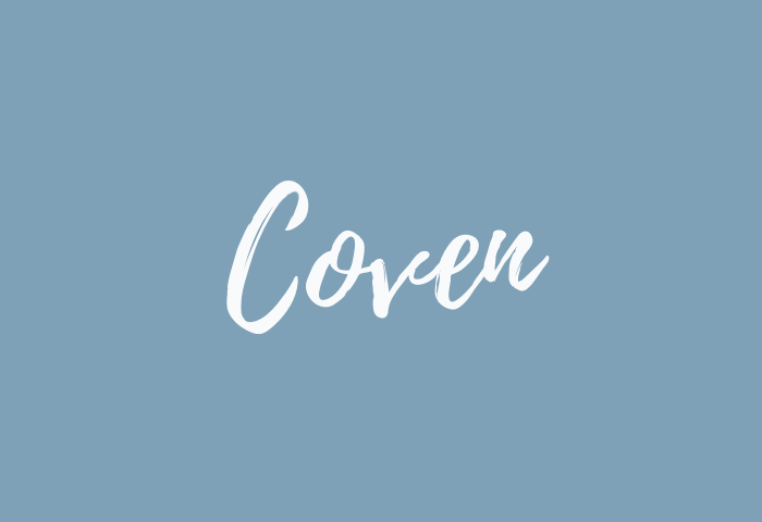 Coven name meaning