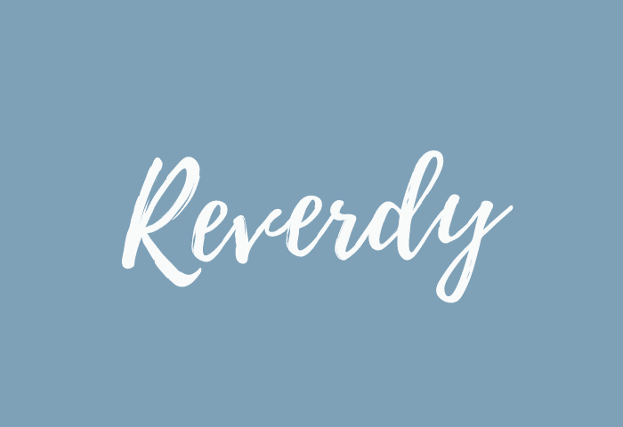 Reverdy name meaning