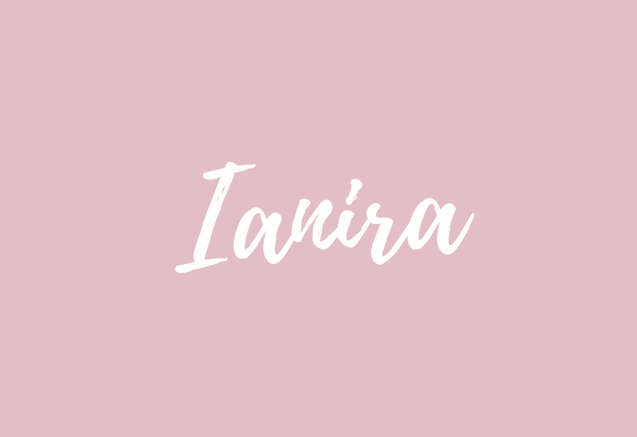 Ianira name meaning