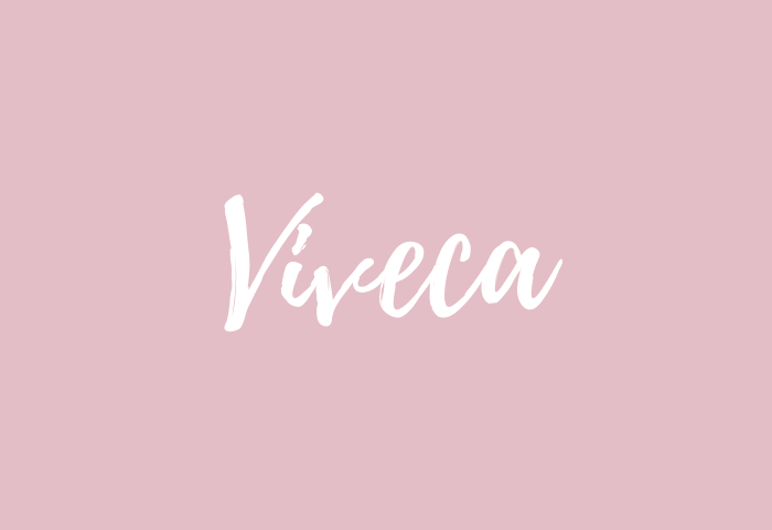 viveca name meaning