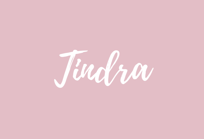 tindra name meaning