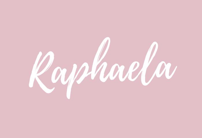 Raphaela Name Meaning