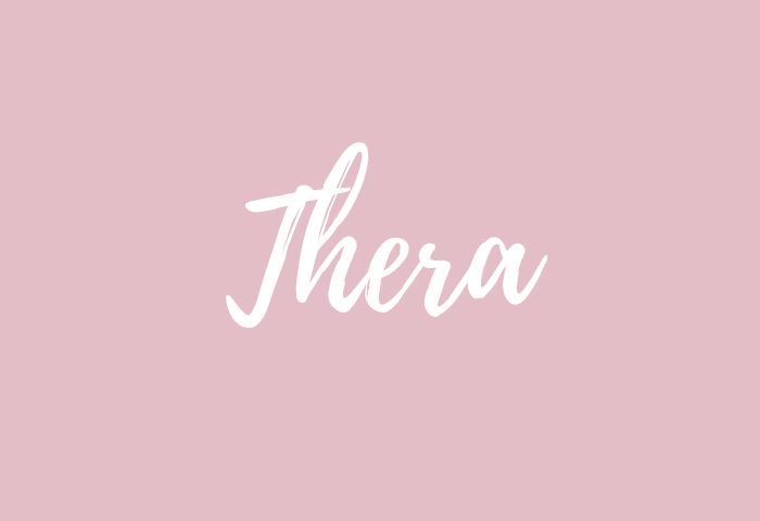 thera name meaning