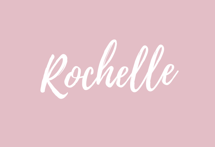 Rochelle Name Meaning