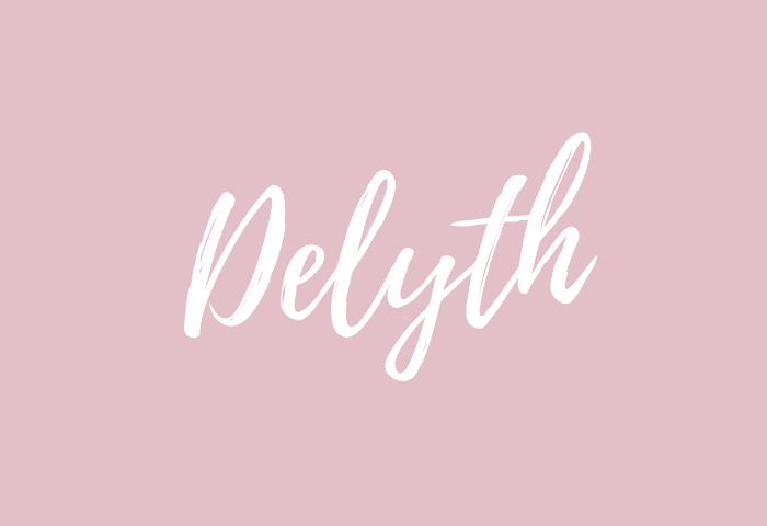 Delyth name meaning