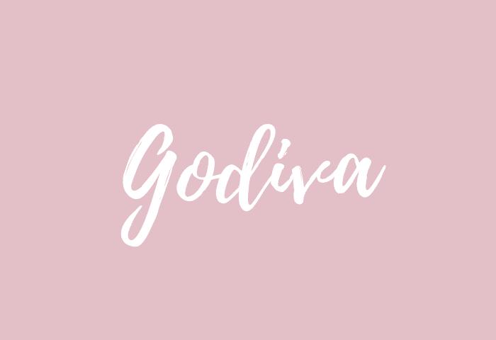 Godiva name meaning
