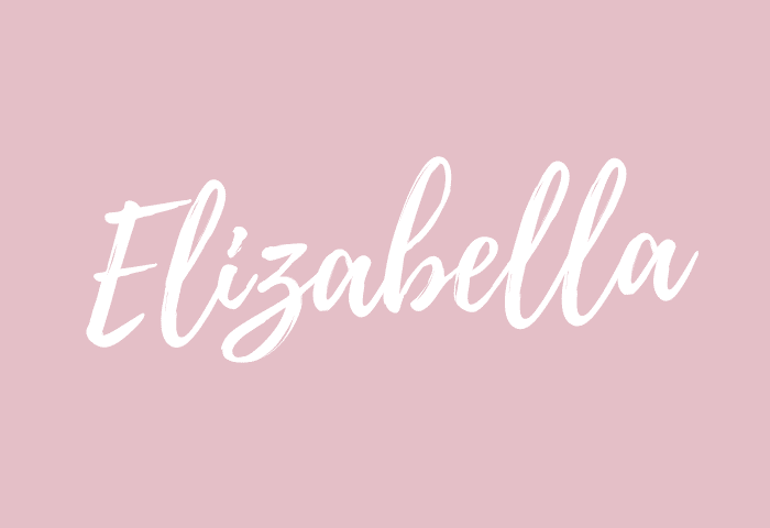 Elizabella name meaning