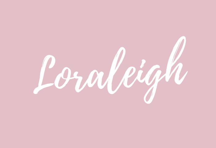 loraleigh name meaning
