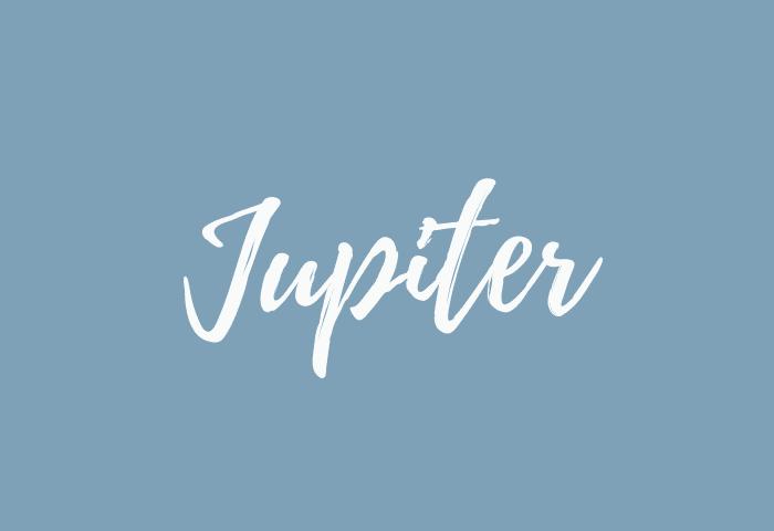 Jupiter name meaning
