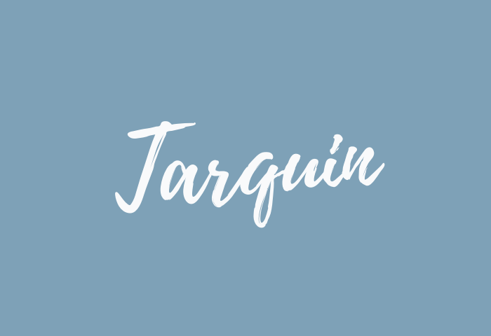 Tarquin Name Meaning