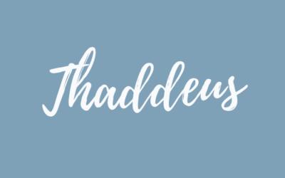 Thaddeus