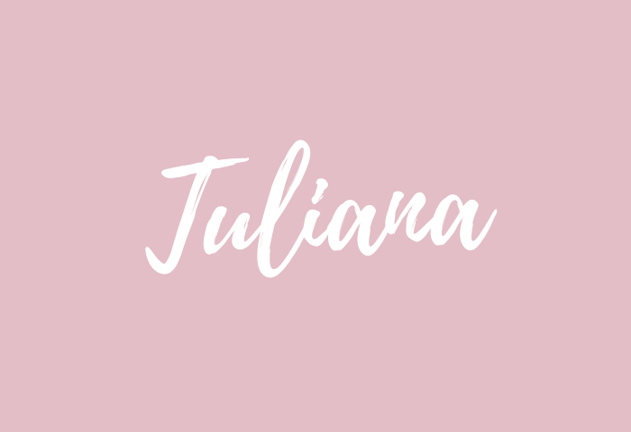 Tuliana name meaning