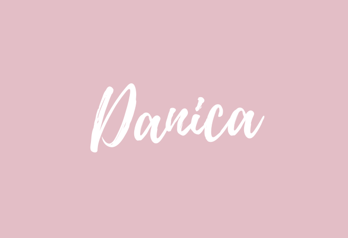 danica Name Meaning