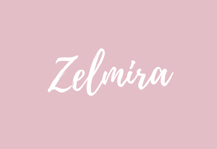 zelmira name meaning