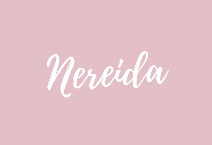 nereida name meaning