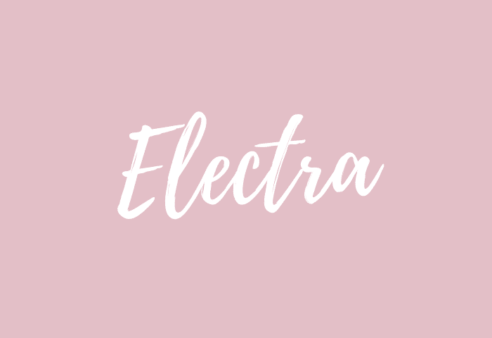 Electra name meaning