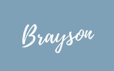 Brayson