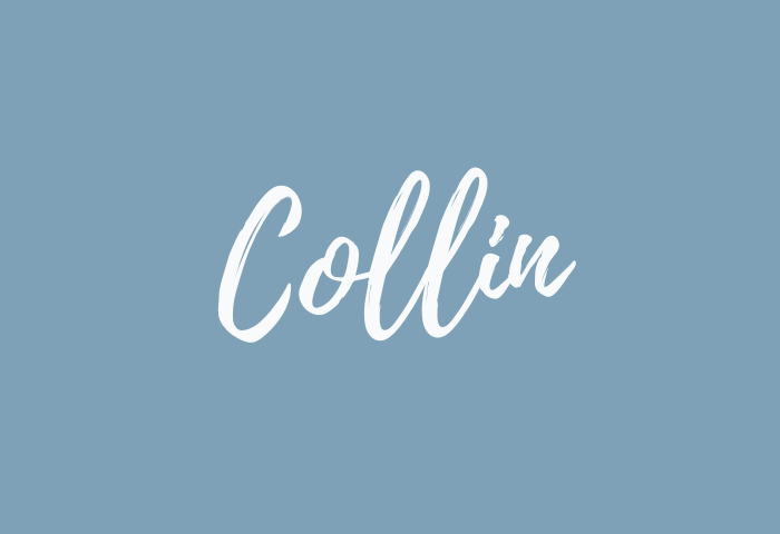 collin name meaning