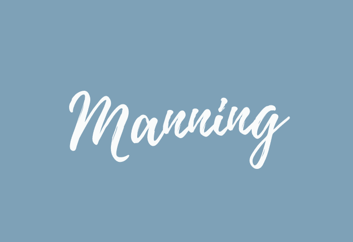 Manning Name Meaning