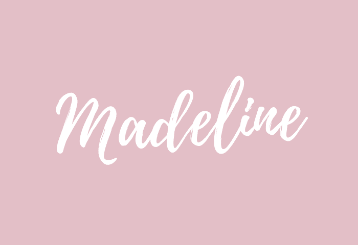 madeline name meaning
