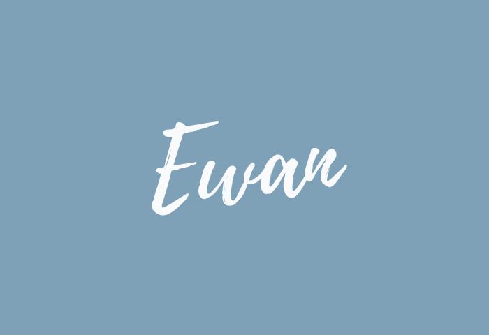 ewan name meaning