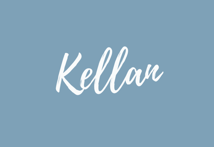 kellan name meaning