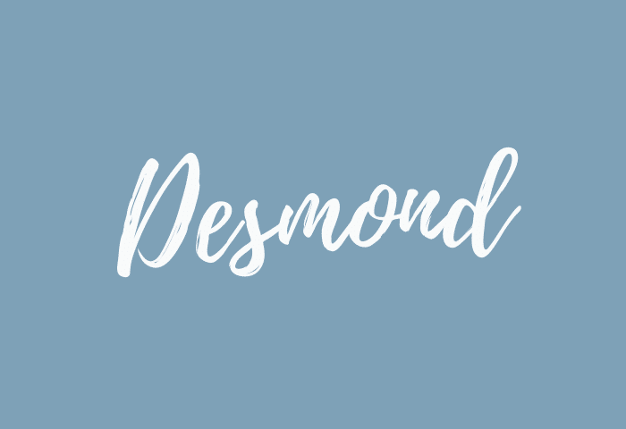desmond name meaning