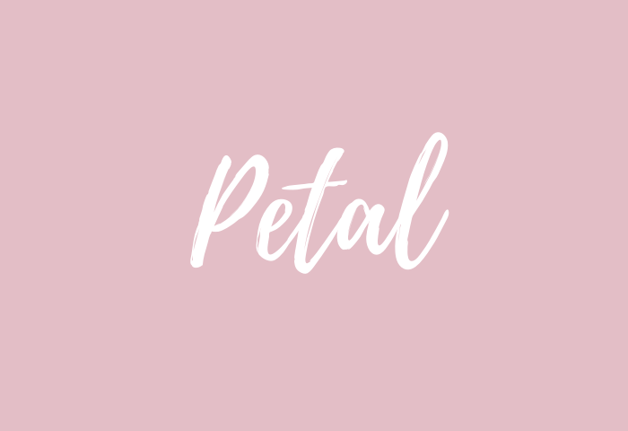 petal name meaning