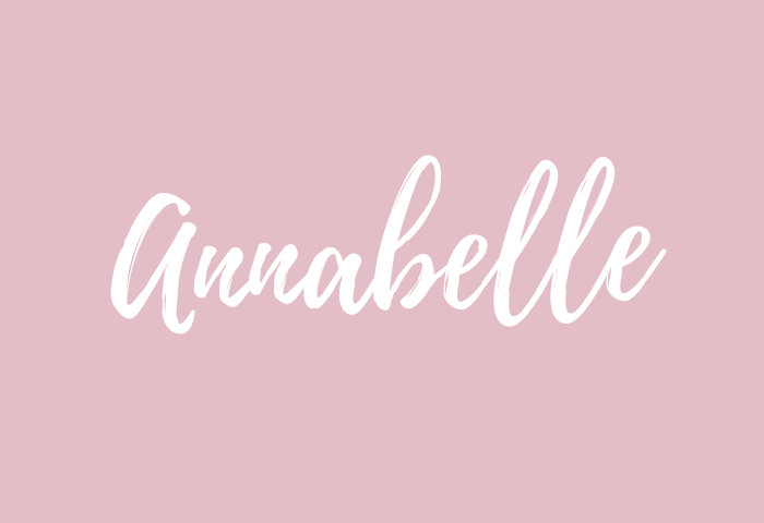 annabelle name meaning