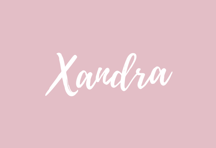 xandra name meaning