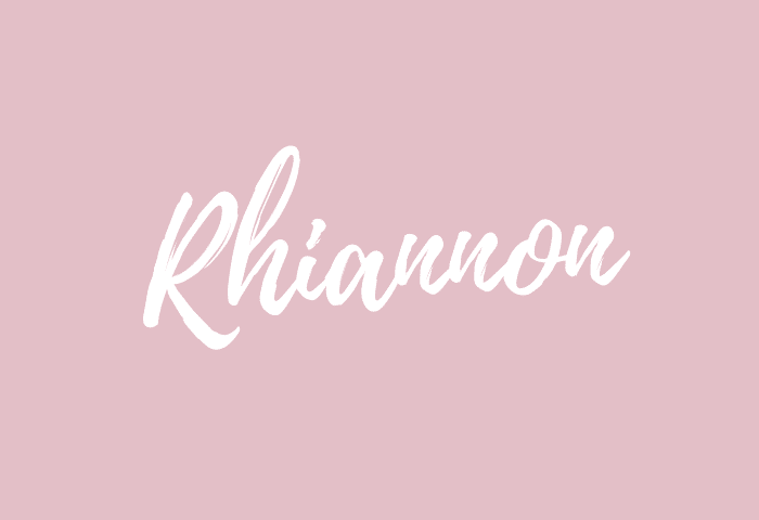 rhiannon name meaning
