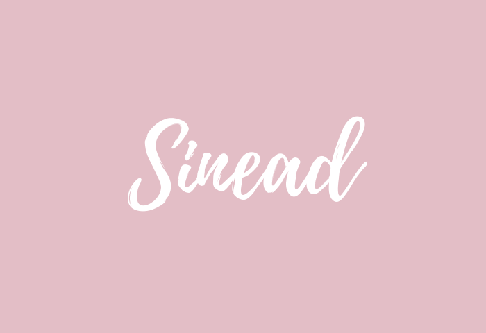 Sinead Name Meaning