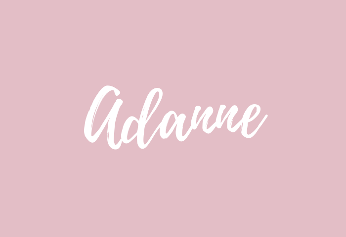 adanne name meaning