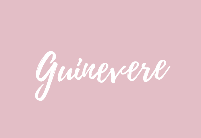 guinevere name meaning