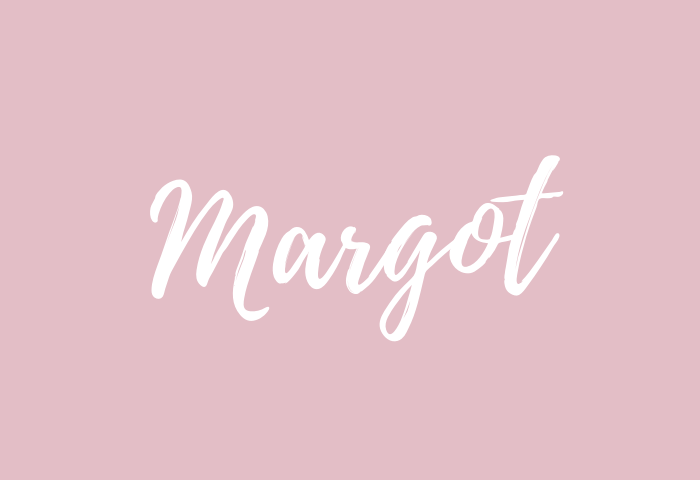 margot name meaning