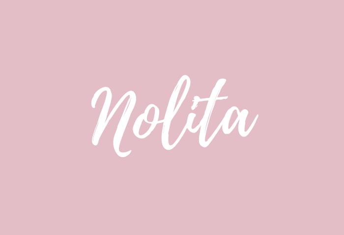 nolita name meaning