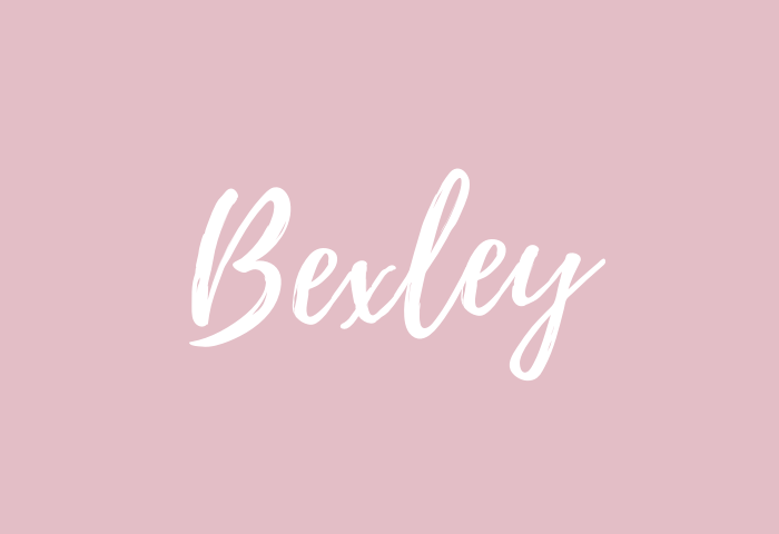 Bexley Name Meaning
