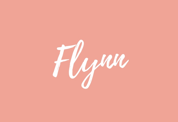 flynn name meaning
