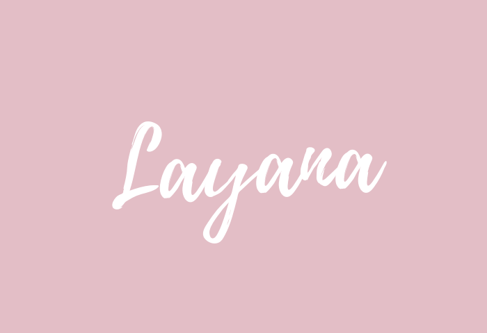 Layana name meaning