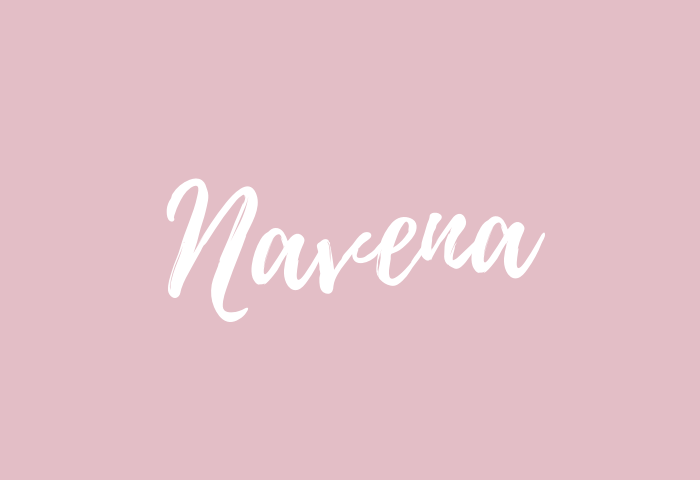 Navena name meaning