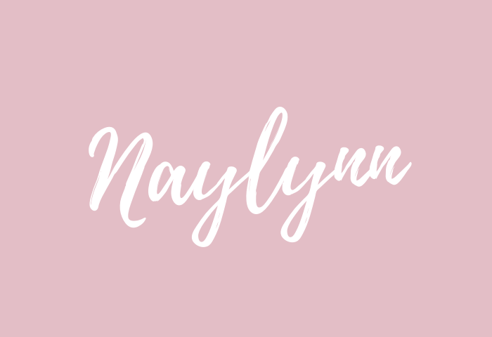 Naylynn name meaning