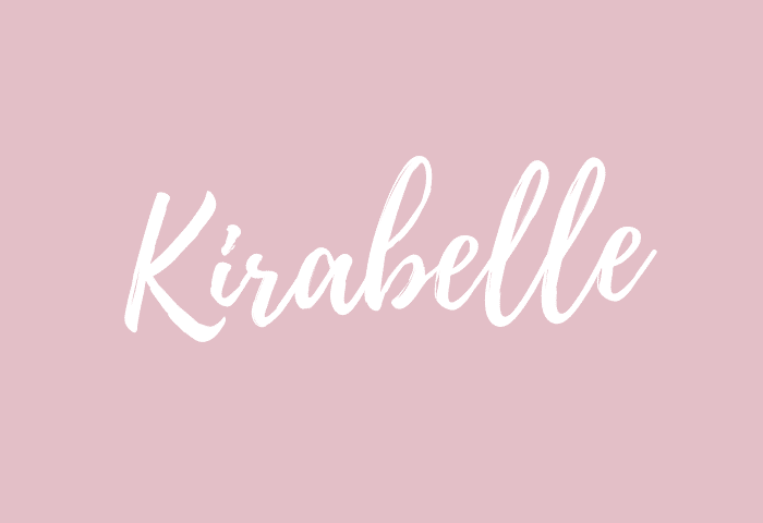 Kirabelle name meaning