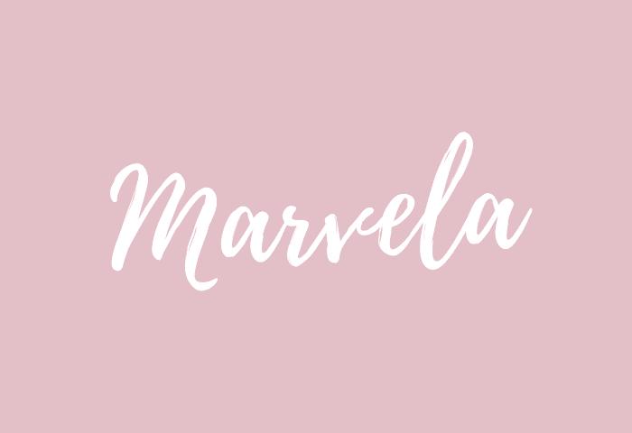 Marvela name meaning