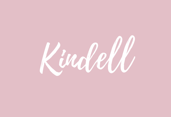 Kindell name meaning
