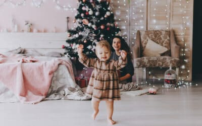 30 Non-Traditional Christmas Baby Names for Your Little Buddle of Joy